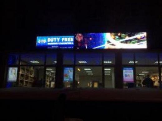 LED iškaba parduotuvei, biurui-ofisui